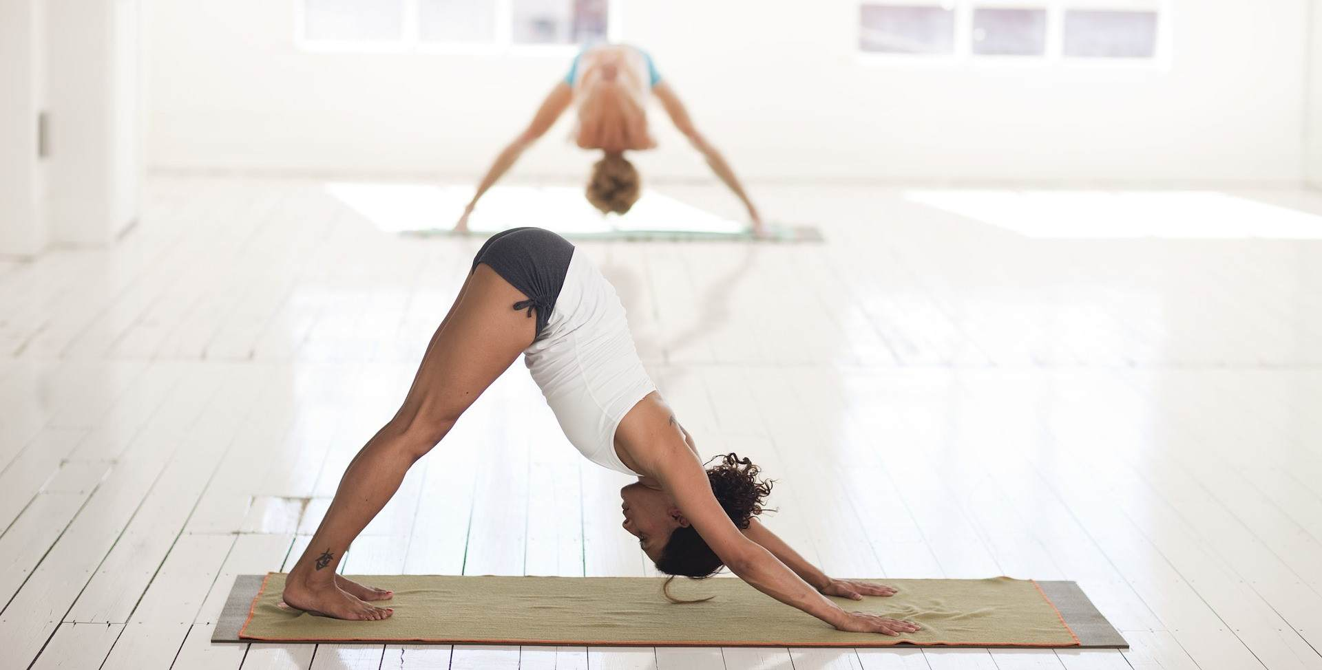 Beat work stress with yoga